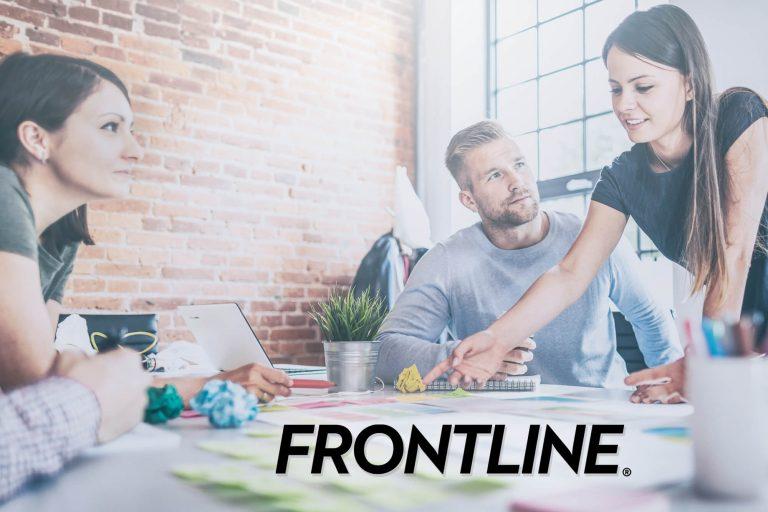 Versandhandelsstrategie für FRONTLINE