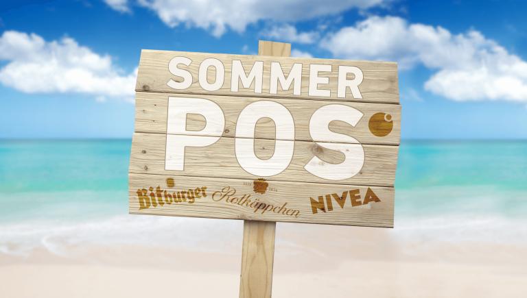 POS-Aktionen im Sommer