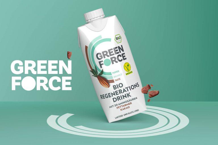 Greenforce Markteinführung