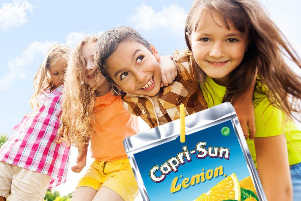 Capri-Sun und Kinder