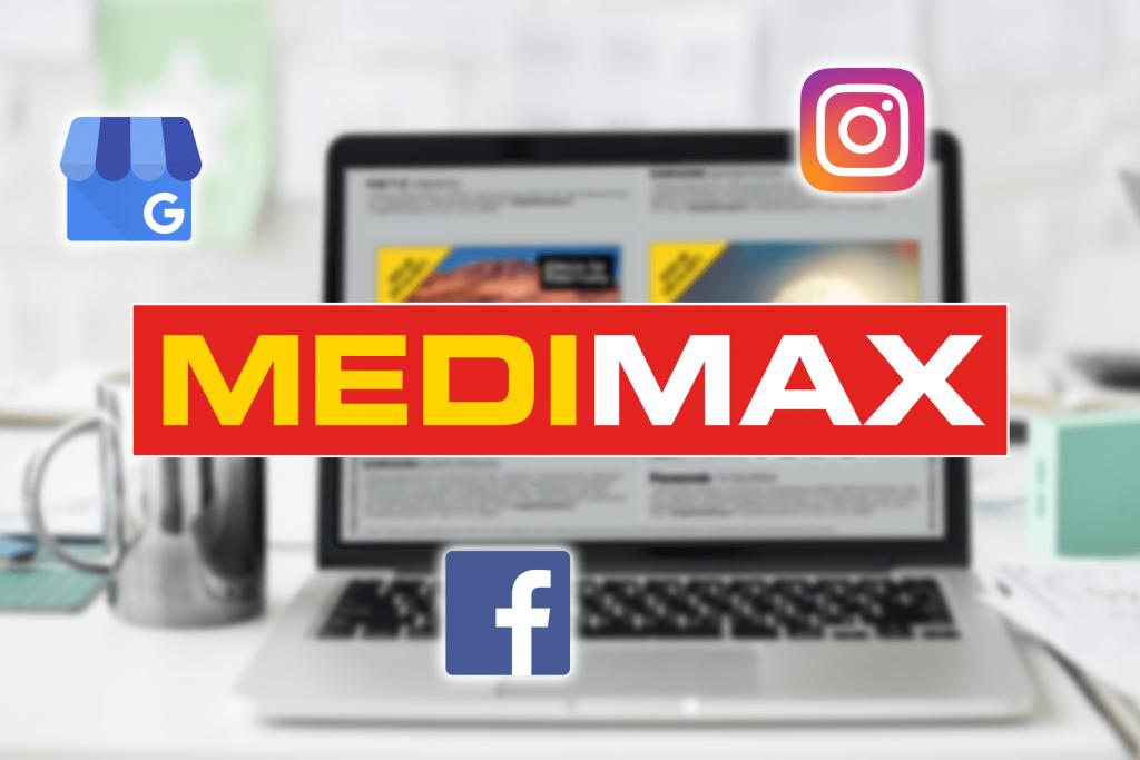 MEDIMAX Social Media