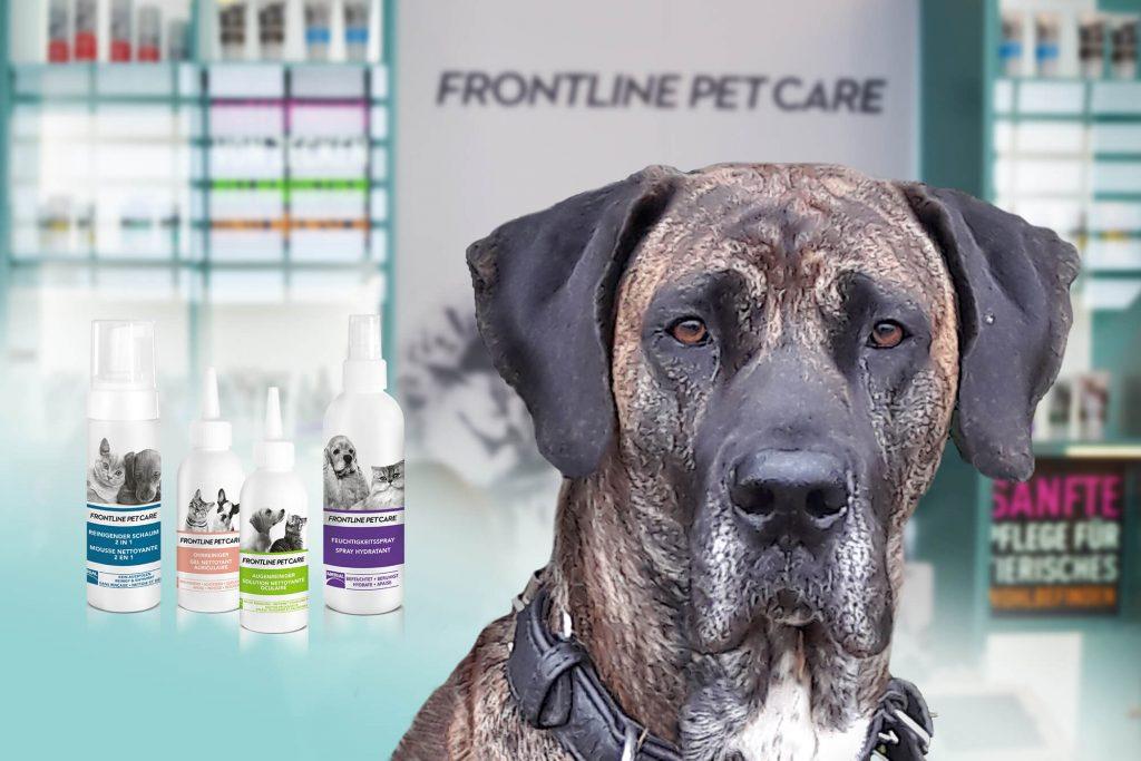 Frontline Pet Care Hund und Produkte