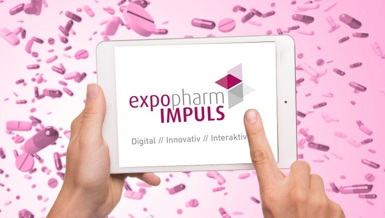 expopharm Impuls und Tablet