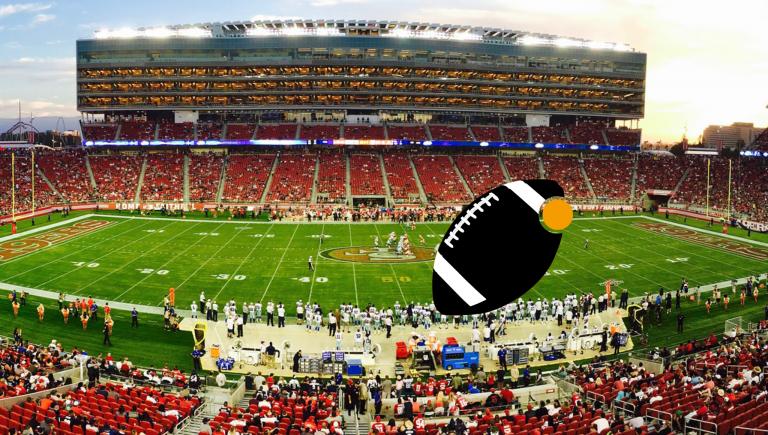 Superbowl Football Stadion REIZPUNKT Logo