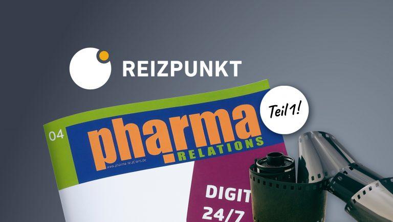 Cover Pharma Relations Ausgabe April 2021