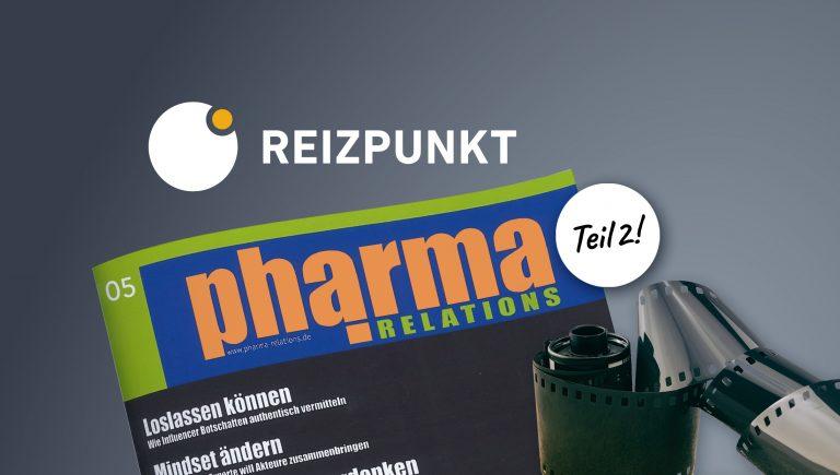 Pharma Relations Bewegtbild-Kommunikation
