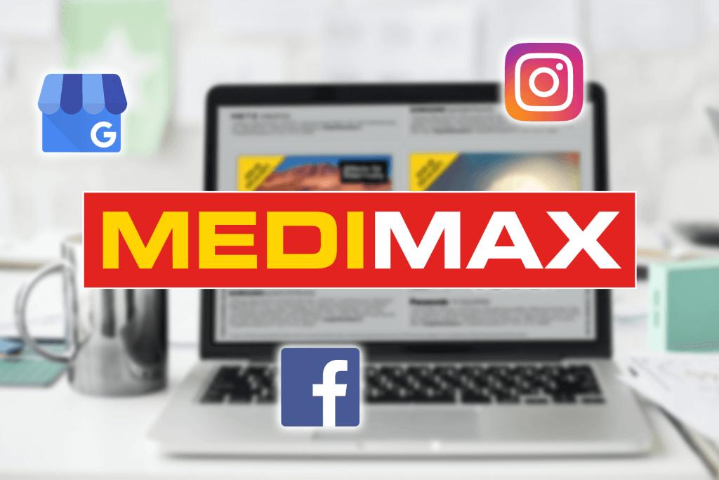 MEDIMAX – Social Media und Online Reputation Management