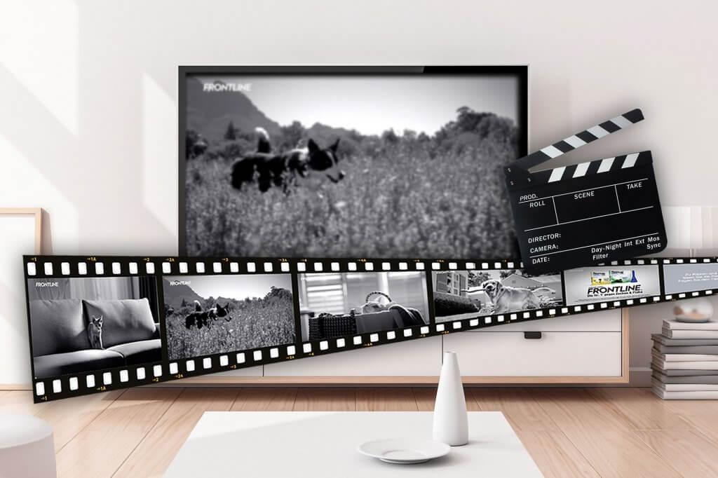 FRONTLINE TV-Spot