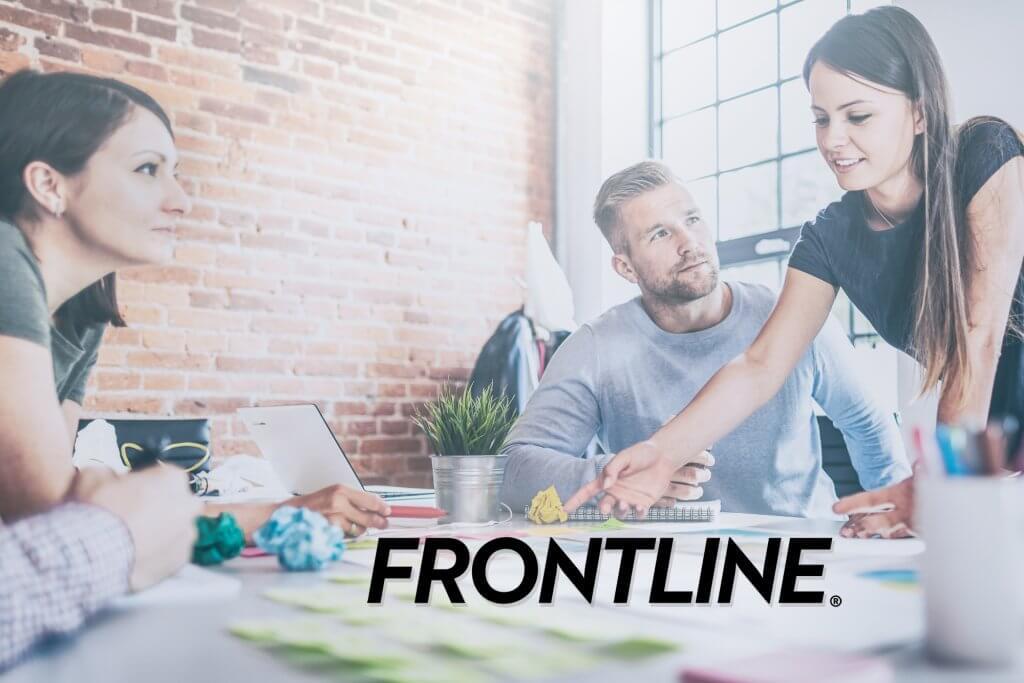 Versandhandelsstrategie für den OTC-Marktführer FRONTLINE