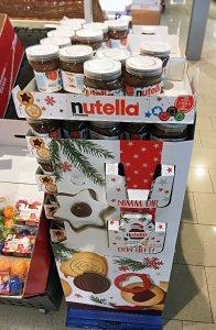 Verkaufsförderungsaktionen Nutella 2