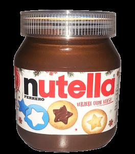 Verkaufsförderungsaktionen Nutella 1