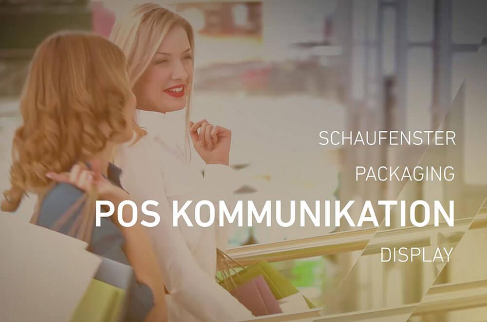 Verkaufsförderung mit REIZPUNKT durch erfolgreiche POS Kommunikation über Schaufenster, Packaging und Displays!