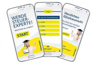Steuerhelden Quiz App