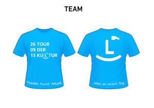 Lukom Team-Shirts