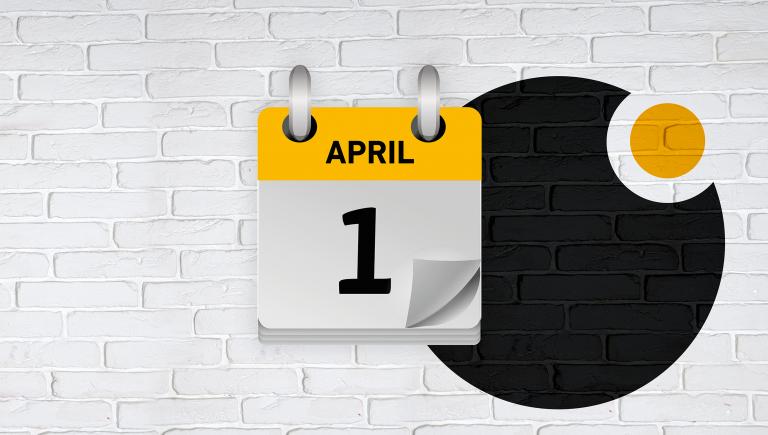 April, April – diese Aprilscherze gingen 2019 durch's Netz