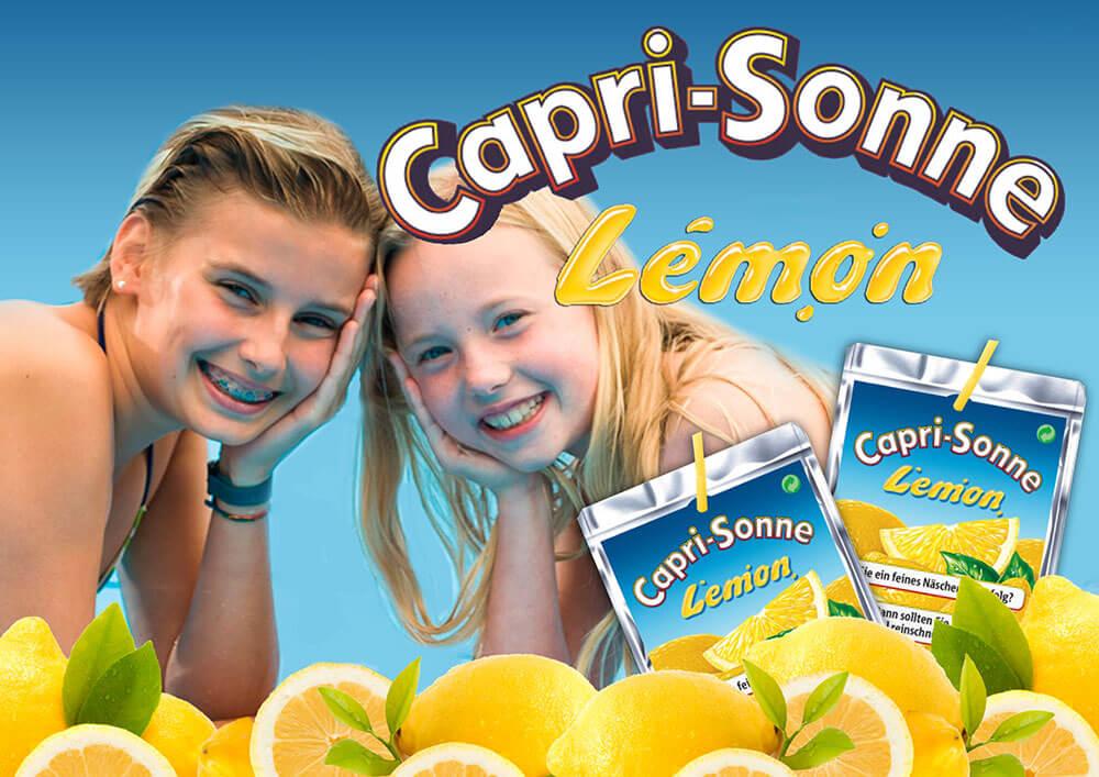 Capri-SunLemon Relaunch • REIZPUNKT POS- UND DIGITALAGENTUR