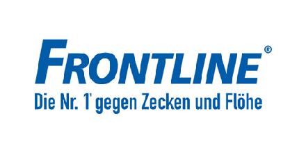 Frontline Kundenlogo